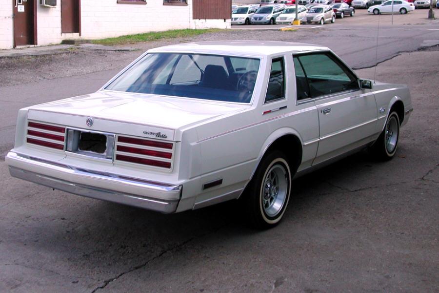 1981 Chrysler Cordoba Ls For Sale