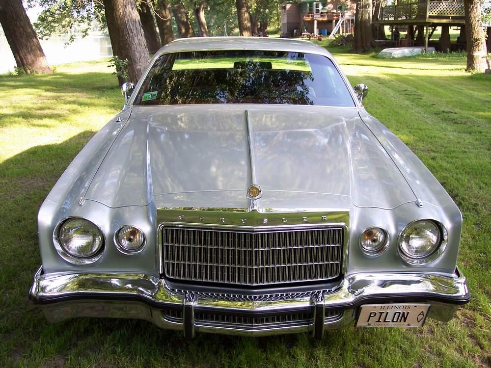 1975 Chrysler Cordoba Grill
